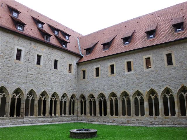 Luthers Kloster in Erfurt
